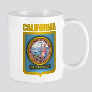 """California Gold"" Mug"